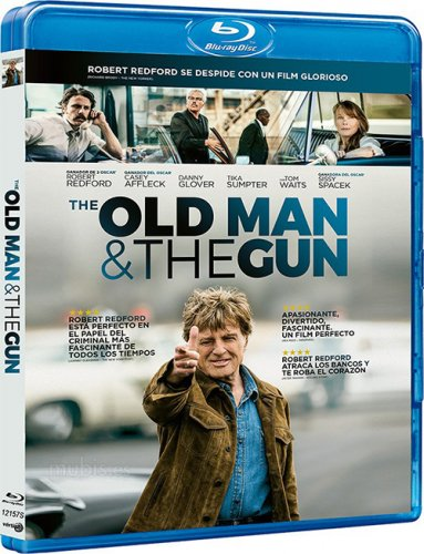 Старик с пистолетом / The Old Man & the Gun (2018) BDRemux 1080p от селезень | D, A | iTunes