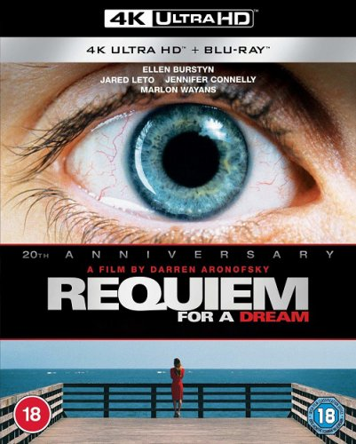 Реквием по мечте / Requiem for a Dream (2000) UHD BDRemux 2160p от селезень | 4K | HDR | Dolby Vision TV | D